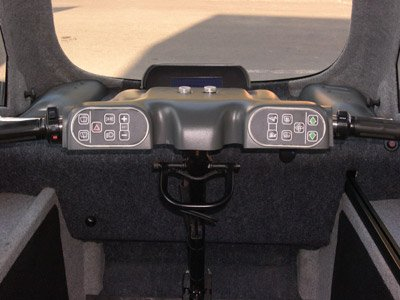 Kenguru-Motorcycle-type-Handlebar-Controls